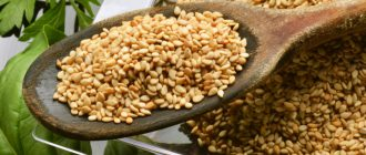 Семя кунжута